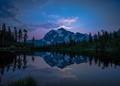 Moments Before Moonrise