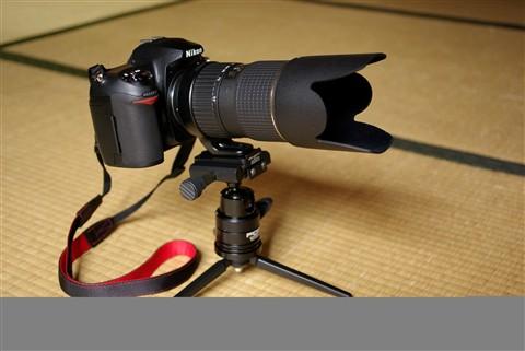 Tokina AT-X 50-135mm F2.8 Pro, Kirk LP-4 lens plate