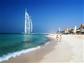 Burj & Beach