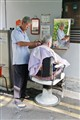 Roadside Barber