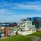 Halifax Skyline 2017: New buildings now populate the skyline of Halifax. August 9, 2017.  Camera: Nikon D7000 & Nikkor 18-105mm lens