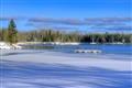Winnipeg River Winter