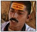 Brahmin chanting, Varanasi