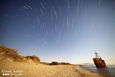 Startrails re