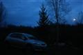 Moonlit Toyota
