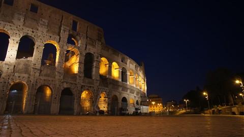 Colosseum 2 - night