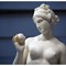 Venus with apple      020506: Bertel Thorvaldsen, 1805, marble (detail)   / Le Louvre Lens Museum.