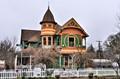 Charles Hasard House, Drain, Oregon