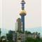 Hundertwasser's Fernwarme Wien'