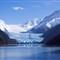 Garibaldi glacier, Tierra del Fuego
