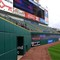 Scoreboard Progressive Field 7-7-2013