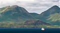 Sailing off Ardnamurchan