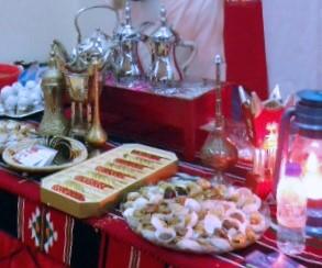 I love Arab hospitality