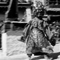 Cham dancer, Ladakh, India