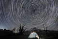Mt Hood Star Trail 4 by 6