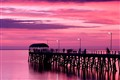 Henley Beach Jetty, twilight