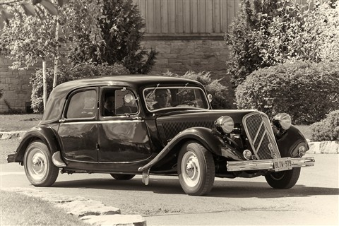 1951 Citroen Traction Avant 15CV