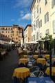 Piazza Campo dei Fiori Café