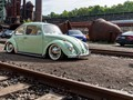 This VW Beetle was shot during the Vau-Max Tuning Meeting at the LWL Industrie Museum in Hattingen Germany.