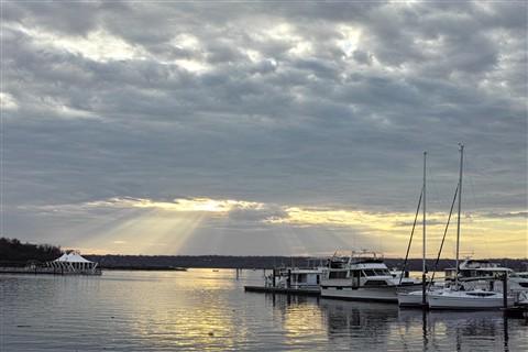 Harbor Sun.