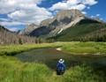 Wyoming Mountain Solitude