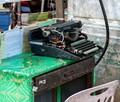 Yangon Street Typewriter