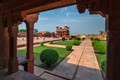 Abandoned royal city of Fatehpur Sikri