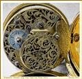 Escapement: Ottoman Verge Fusee Triple Case Pocket Watch