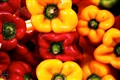 Red & Yellow - Green Peppers