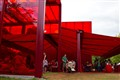 Red Tent Serpentine Gallery