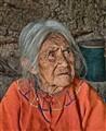 Old woman of Atitlan, Guatemala
