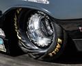 Drag racing tire