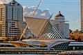 Calatrava - Milwaukee Art Museum