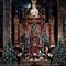 Nativity scene at St John Cantius Roman Catholic Church Chicago Il IMG_9085