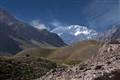 Cordilheira dos Andes - Aconcagua