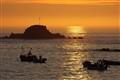 Cobo Beach - Guernsey