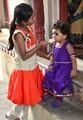 Sharing sisters in Jaipur