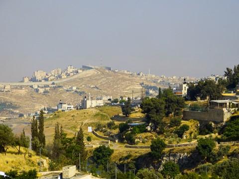 The wall in Jerusalem