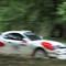Toyota Ceilia Rally Car Blurred
