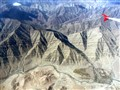 Karakoram Range from Airplane.