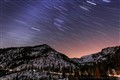 The Night Sky Over Emerald Bay (Lake Tahoe)