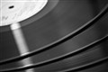 Old vinyl record