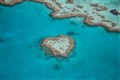 Heart Reef, in the Great Barrier Reef
