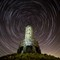 Darwen Tower Star Trail