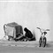 Homeless & Bike