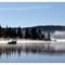 Lac Supérieur, Mont Tremblant, Quebec