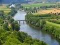 Dordonge river, France