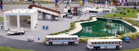 Kennedy Space Ctr, Legoland
