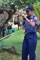 Filipino Policewoman