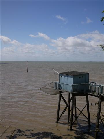 Talmont, Gironde estuary